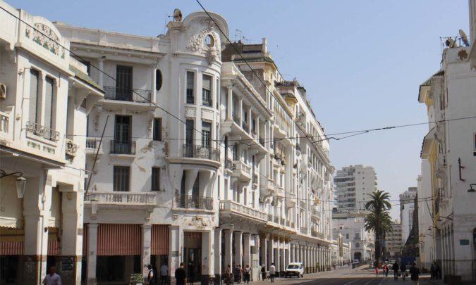 Première rencontres à Casablanca