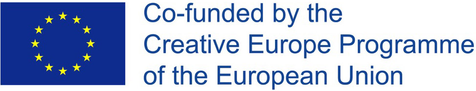 Afbeeldingsresultaat voor creative europe program of the european union logo