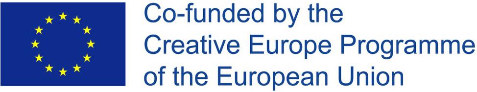 Afbeeldingsresultaat voor creative europe program of the european union logo