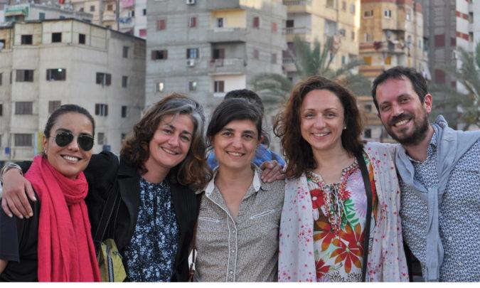 Rencontre des partenaires à Alexandrie