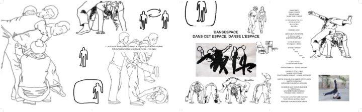 Processus de création en dessins