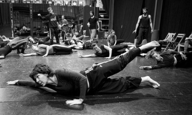 Workshop et audition à Seville